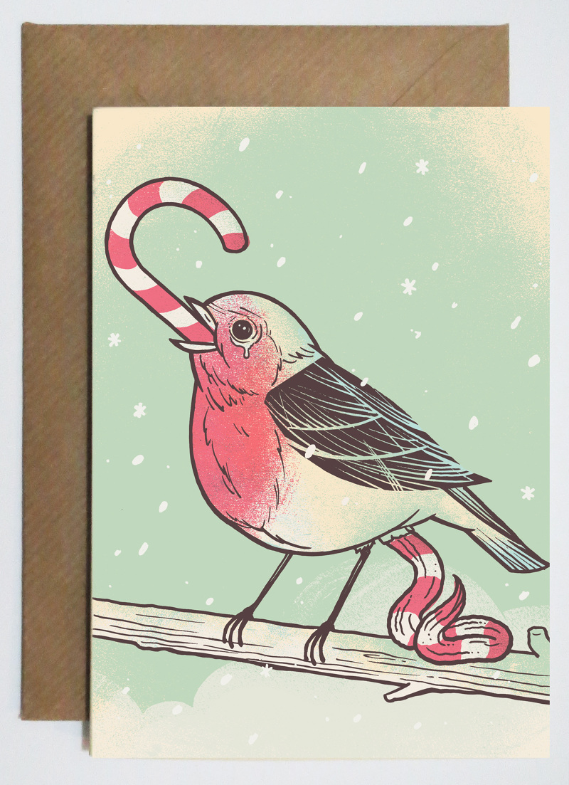 Christmas Cards 2013 Lukedrozd