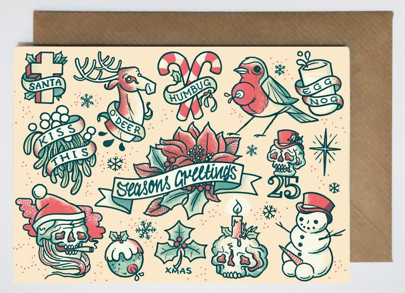 Christmas cards 2013 lukedrozd m4hsunfo