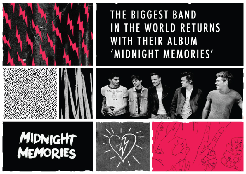 One direction midnight memories deluxe