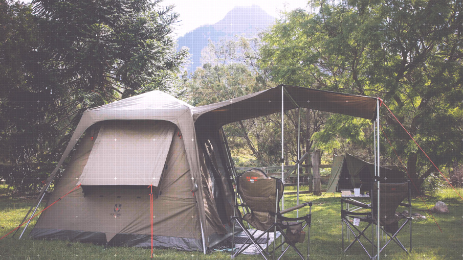 JET TENT & INDUSTRIAL DESIGN - NYEIN WHO MAKES COOL STUFF