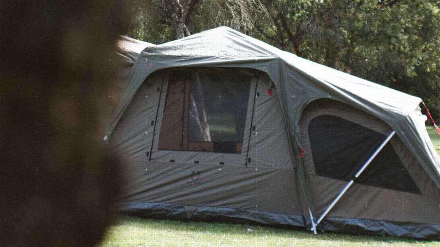 A jet Tent F25 a 3-person tent set along with Pilot Chairs. Photography Gary Tischer.   & INDUSTRIAL DESIGN - NYEIN WHO MAKES COOL STUFF