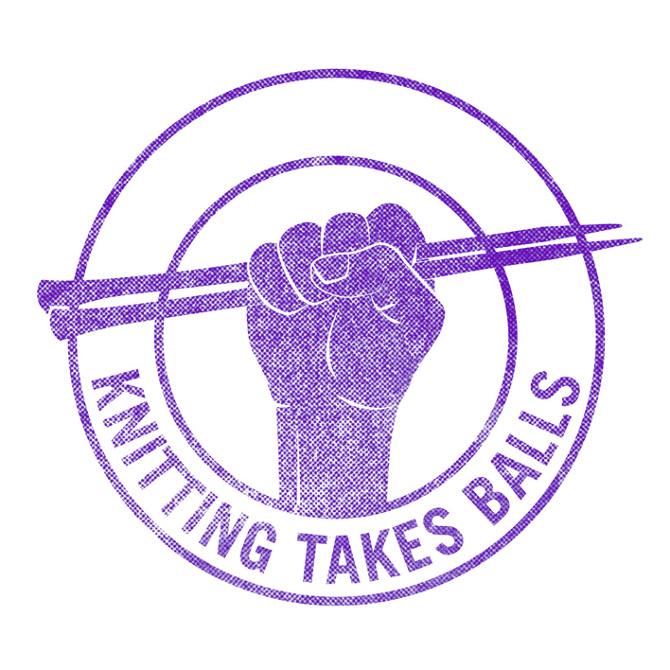 Knitting Logo Ideas : Wool and the gang jen gardner
